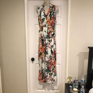 🔵NWT floral dress